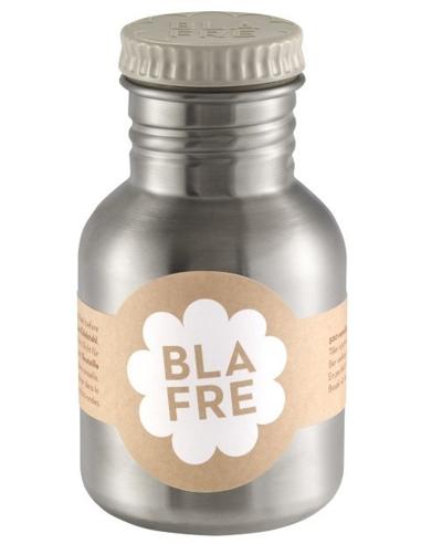 Blafre drinkfles RVS grijs 300 ML
