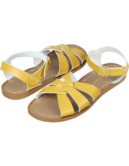 Salt Water Sandals Original Mustard Kids