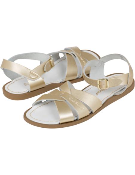 Salt Water Sandals Original Gold Kids
