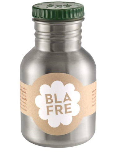 Blafre drinkfles RVS donkergroen 300 ML