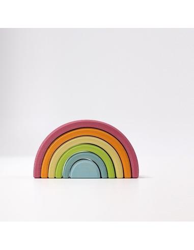 Regenboog Pastel Medium