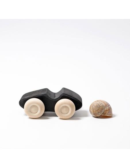 Auto's Zwart (3 stuks)