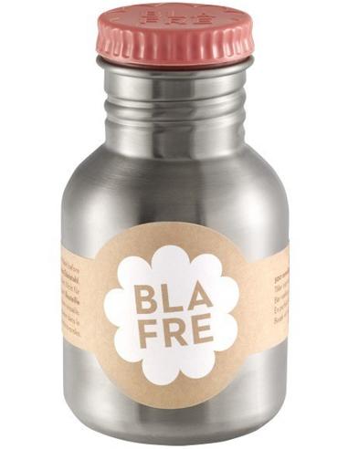 Blafre drinkfles RVS roze 300 ML