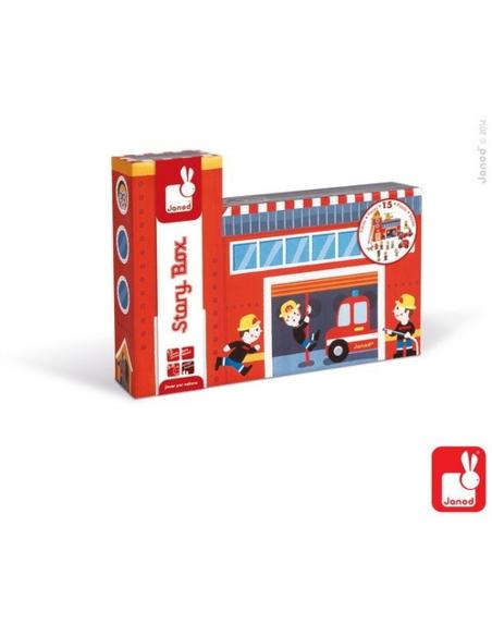 Story Box - Brandweer (15-delig)