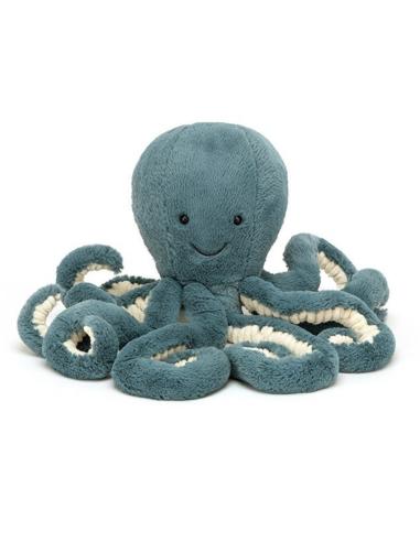 Jellycat Knuffel Storm Octopus Medium 49 CM