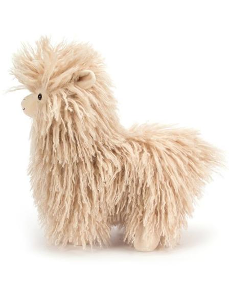 Knuffel Luscious Llama