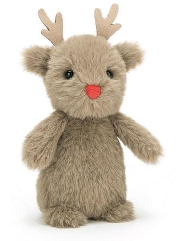 Knuffel Fluffy Reindeer