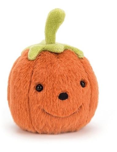 Jellycat Knuffel Fluffy Pumpkin