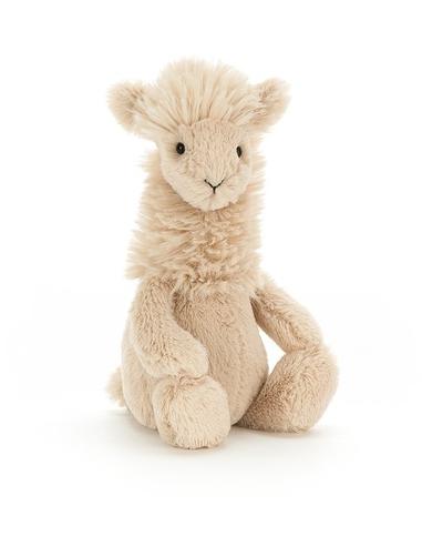 Jellycat Knuffel Bashful Llama Small
