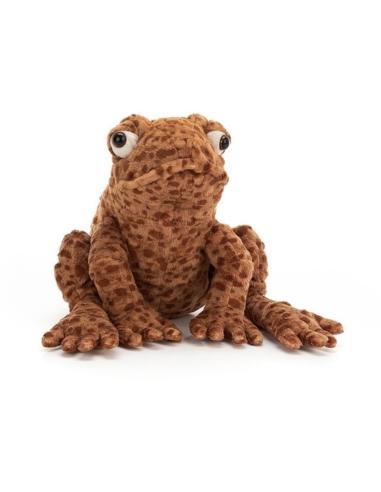 Jellycat Knuffel Toby Toad