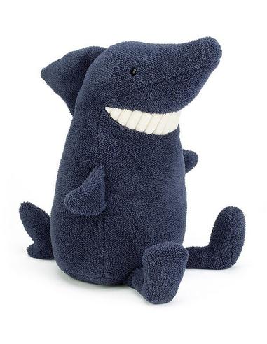 Knuffel Toothy Shark