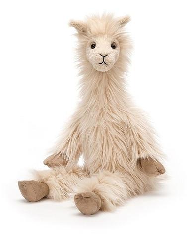 Jellycat Knuffel Luis Llama