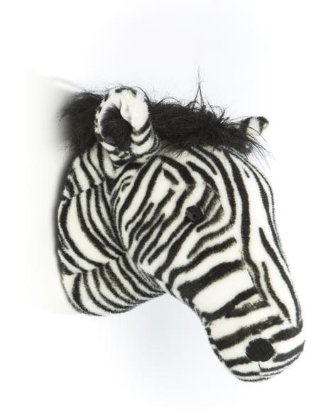Dierenkop Zebra