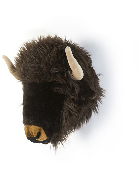 Dierenkop Buffel