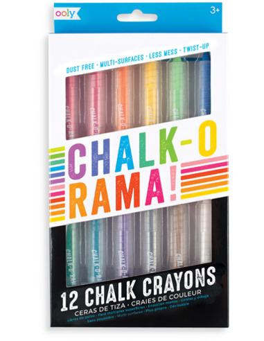 Stofvrije Waskrijtjes Chalk-O-Rama