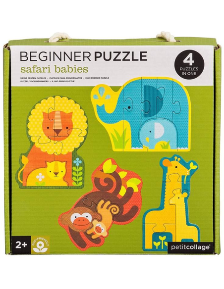 Beginner Puzzel Safari
