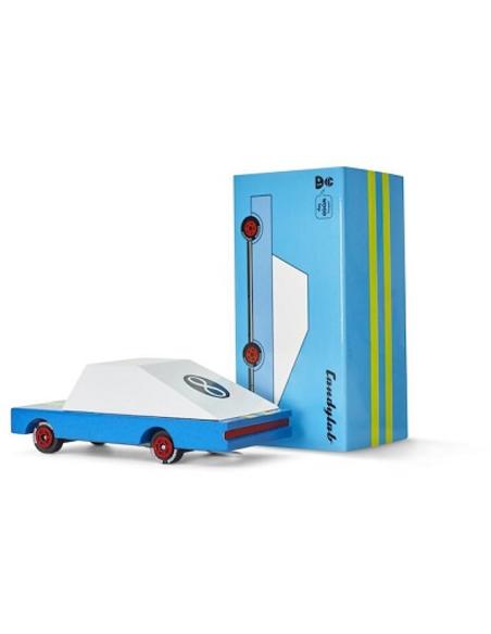 Candycar Blue Racer 8