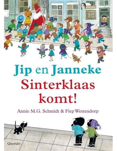 Jip en Janneke: Sinterklaas komt 4+