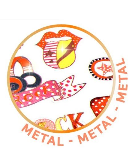 Stickers Pop en Rock