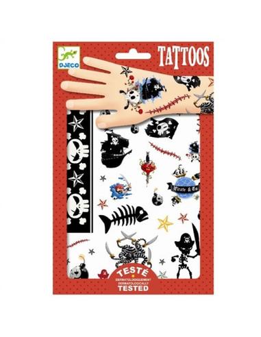 Tattoos Piraten