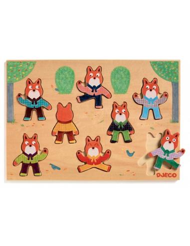 Puzzel Foxymatch
