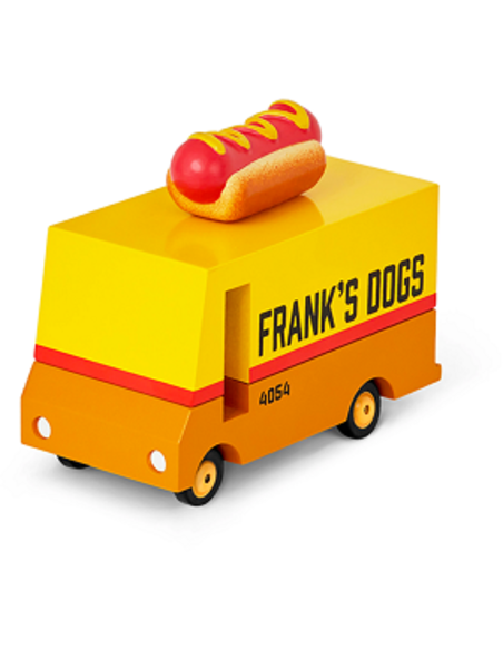 Candyvan Hot Dog