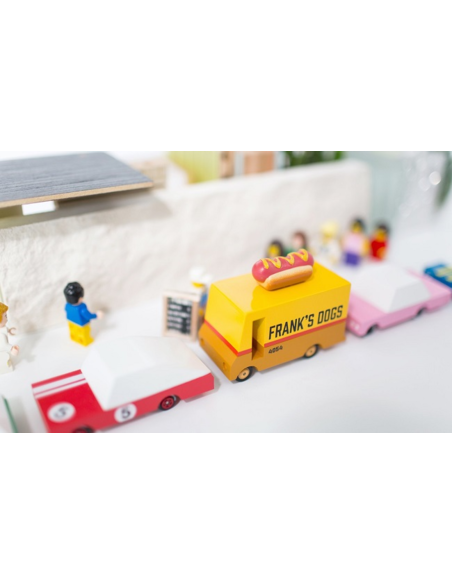 Candylab Toys Candyvan Hot Dog