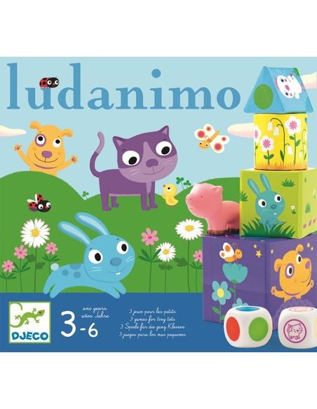 Drie Spelletjes Ludanimo