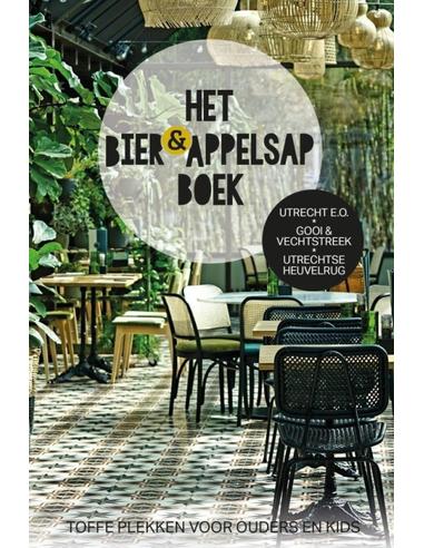 Bier en Appelsap Boek Utrecht, Gooi, Heuvelrug (2019)