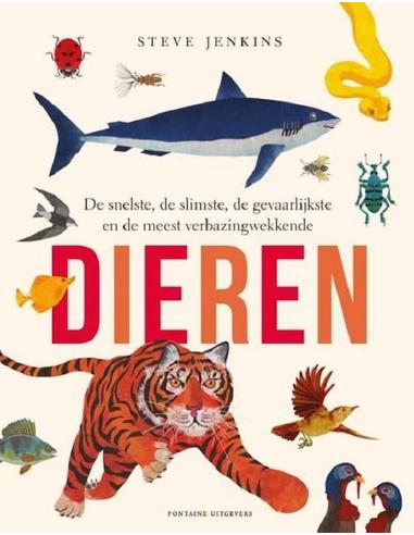 Educatief boek dieren 10+