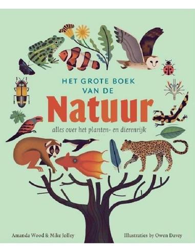 Het grote boek van de natuur 10+