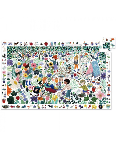 Puzzel Observation 1000 Bloemen (100 stuks)