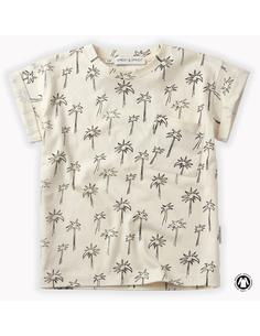 T-shirt print Palm Tree