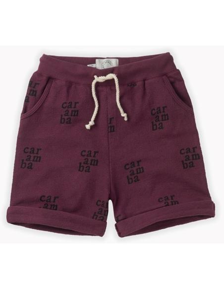 Shorts print Caramba