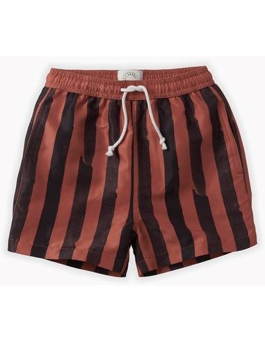 Swim shorts Painted Stripe