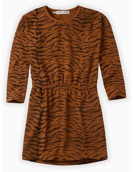 Dress print Tiger