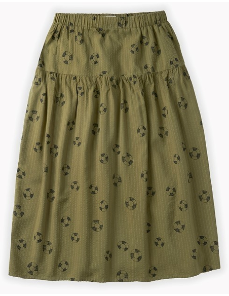 Long skirt print Lifebuoy
