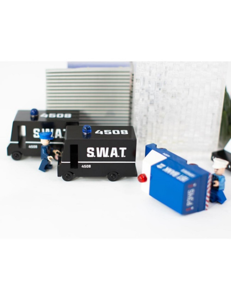 Candylab Toys Candyvan SWAT