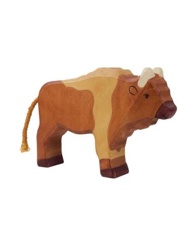 Holztiger Houten Bison