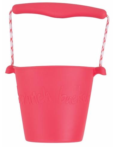 Scrunch Bucket - Pink