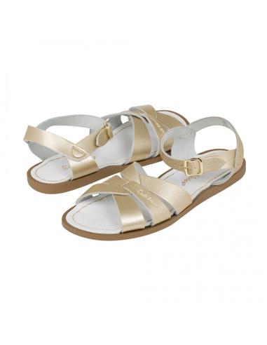 Salt Water Sandals Original Gold Adult