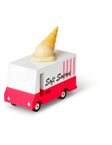 Candyvan Ice Cream