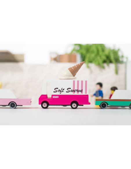 Candylab Toys Candyvan Ice Cream