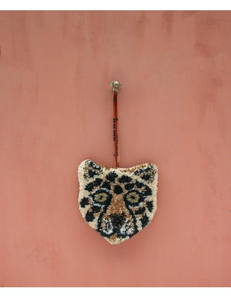 Loony Leopard Cub Hanger