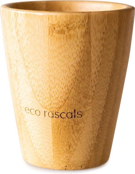 Kleine Bamboe Tuitbeker Groen