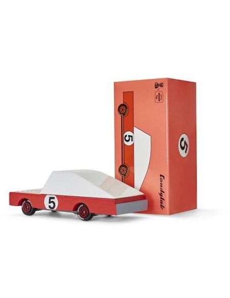 Candylab Toys Candycar Red Racer 5