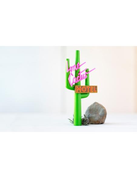 Lone Cactus Motel Sign