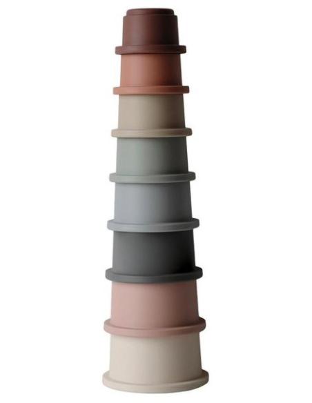 Stapeltoren Stacking Cups (8 stuks)