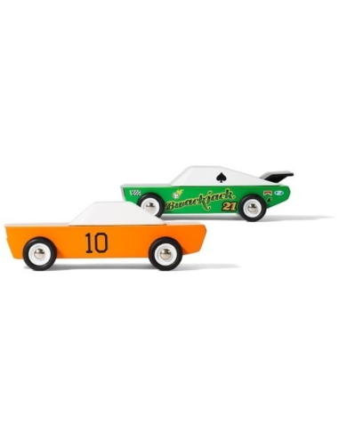 Candylab Toys Mini Desert Set (2 Cars)