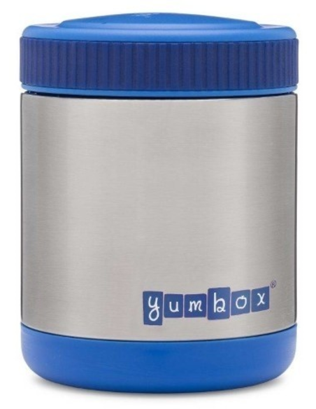 Zuppa Thermos Container met Lepel Blauw